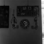 Art gallery, exhibition, exhibition-case