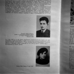 Ceauşescu UTC member, Ceauşescu the young communist