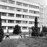 university campus, Observatorului