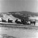 manure transportation in winter