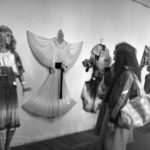 Clothing exhibition