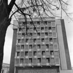 apartment block detail