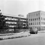 infectious disease hospital