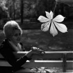 Leni in the park