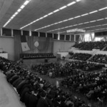 Farmers meeting, Sala sporturilor