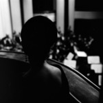 The Symphonic Orchestra from Belgrade, lady in the box