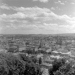 Cluj from the Citadel