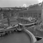 Turda cement industry