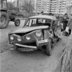 accident Dacia 1100
