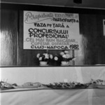 Gastronomic exhibition