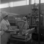 Milk and ice cream factory