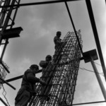 Construction, scaffold