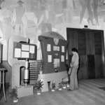 notice board, Casa de cultură
