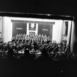 Philharmonic concert, Autumn '82