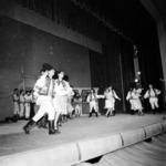 folk dance (Mioriţa)