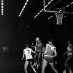 Romania-Russia, basketball