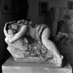 Ladea, sculptures