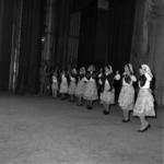 teather, choir, dance