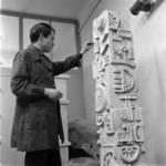 Ion Andreescu Art Institute, ceramic sectino