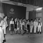 dance, choir, pioneers