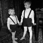 Moraru Roman, children