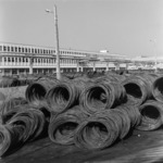 Wire Factory, wire roll