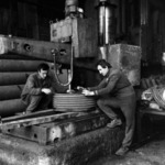 Mechanical plant