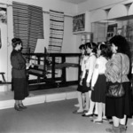 pioneers' visit at the Ethnographic Museum
